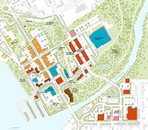 Recherche-Lac Mégantic-Catastrophe-post urgence-Plan directeur 2014