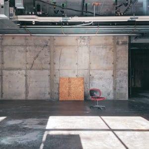 Rénovation de plateau de bureau tertiaire