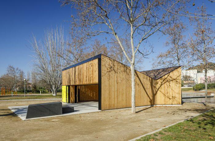 AULA K BCQ Arquitectura Marcela Grassi
