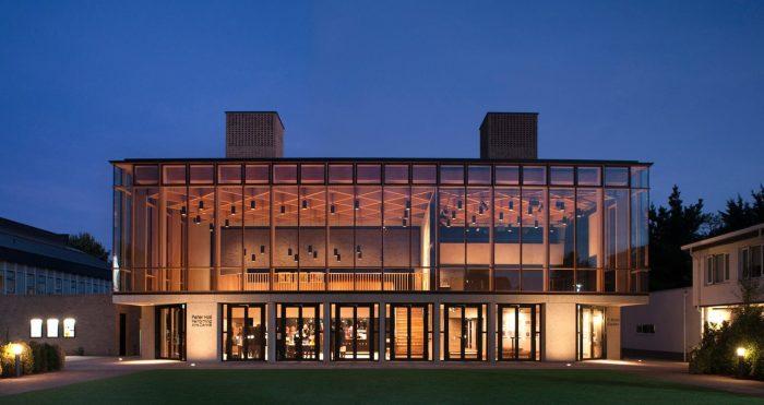 Haworthtompkins Peter hall performing arts centre