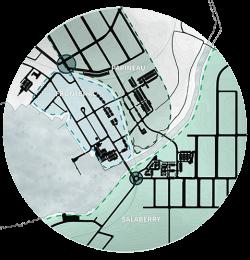 Recherche-Lac Mégantic-Catastrophe-post urgence-Diagramme nœuds et secteurs